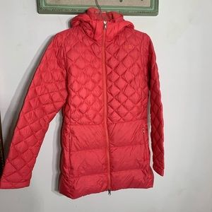 The North face Ski Down Diamond Quilted Hood Coat